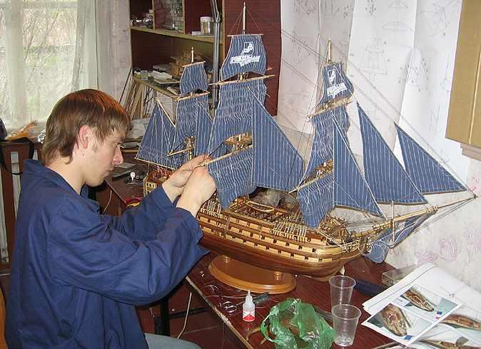Чертежи Макетов Кораблей