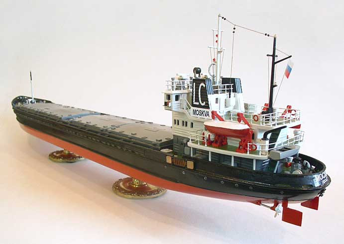 Cargo Ship Models