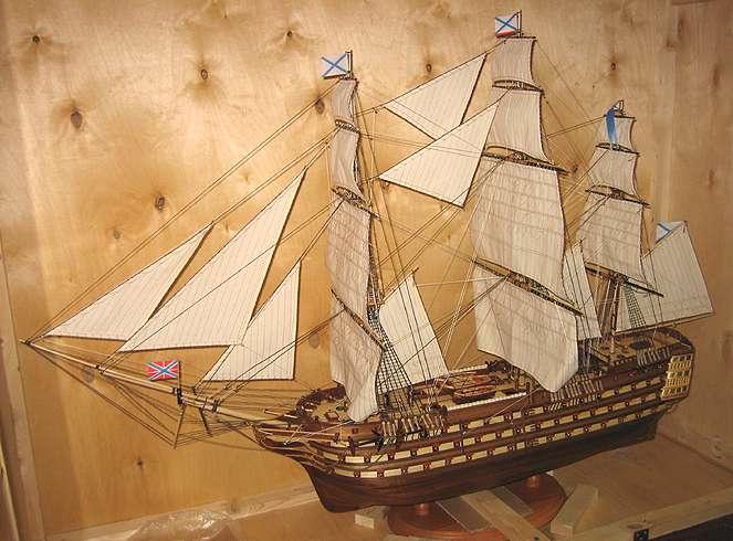 линейный корабль  bkrsinfo